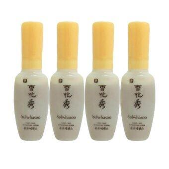 Sulwhasoo First Care Activating Serum เซรั่มเติมเต็มความชุ่มชื่น 8ml (ขนาดทดลอง) 4 ขวด