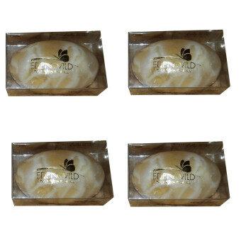 Edenwild Herbal Soap สบู่กวาวเครือขาวขนาด25กรัม - 4 ก้อน