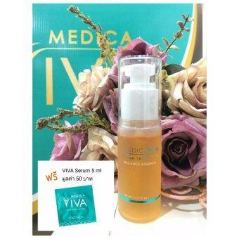 MEDICA VIVA Skin Balance Essence เมดิก้า วิว่า สกินบาลานซ์ เอสเซนส์ (น้ำตบวิว่า)50 ml