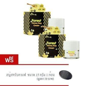 บี ซีเคร็ท ครีมน้ำผึ้งป่า X2 ชิ้น