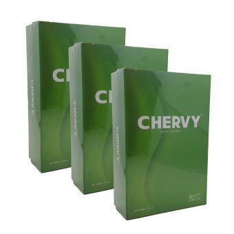 B5 Chervy (เชอวี่) ลดน้ำหนัก ผอม หุ่นดี ปลอดภัย (3 กล่อง)