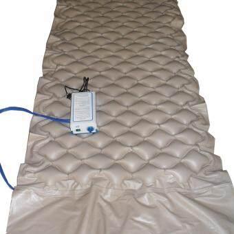 ideecraft ที่นอนลม เตียงลม เพื่อสุขภาพ การผ่อนคลาย ป้องกันแผลกดทับ anti bedsore air bed mattress ใช้ง่าย พร้อมปั้มลม