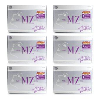 MinZol ครีมมินโซว หน้าขาว กระจ่างใส ไร้สิว x6เซ็ท (ของแท้100%)