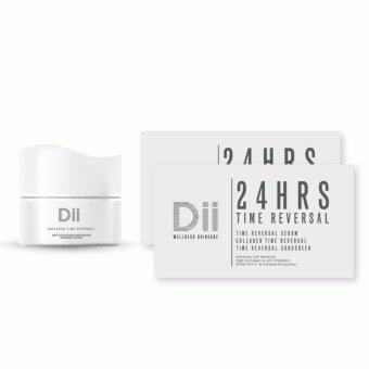 Dii : Set Collagen Time Reversal 10 ml + 24 HRS Time Reversal (2 ซอง)