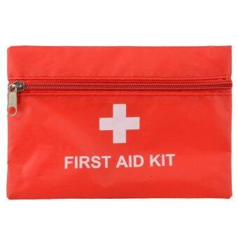 ชุดกระเป๋าฉุกเฉินการปฐมพยาบาลเก็บรักษากระเป๋ากีฬาช่วยท่องเที่ยว-