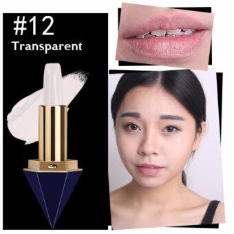 ลิปสติก คัลเลอร์ ริช แพคเกจสวย - #12 Transparent