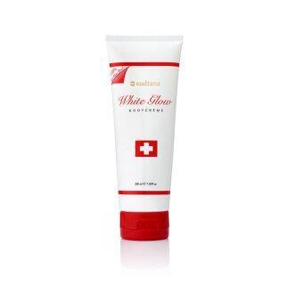 Sudtana ครีมทาผิวขาว Sudtana White Glow Body Creme 200 ml