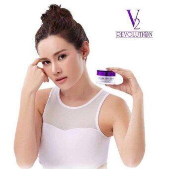 ครีมV2 ขาวใสใน 14 วัน ยิ่งทา ยิ่งหน้าเด็ก ปริมาณ 15 ml.