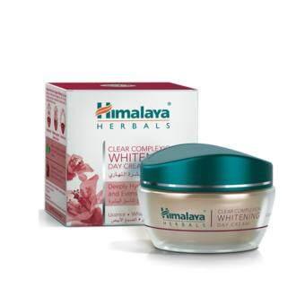 Himalaya Whitening day cream 50 ml.(สำหรับฝ้า กระ กลางวัน)