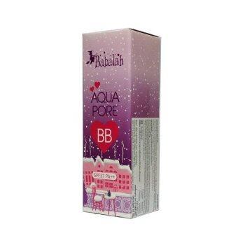 Babalah Aqua Pore BB บาบาร่า บีบีครีม SPF37 PA+++ 10 g. (1 หลอด)