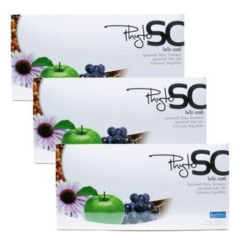 Phyto SC Stem Cell ไฟโต เอสซี 10 ซอง (3 กล่อง)