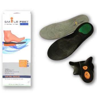 Smile Feet แผ่นรองเท้าเพื่อสุขภาพ รุ่น Top-Pro Size L (เบอร์ 42-45)