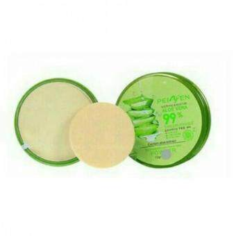 Harga Aloe Vera 99% Powder Peiyen Soothing And Moisture 12 g. (No.03)