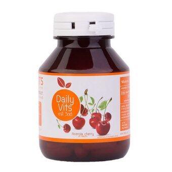 Daily Vits Vitamin C 1 กระปุก (30 เม็ด)