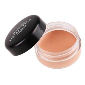 Harga New Women's Natural Concealer Foundation Full Cover Cream Beauty Makeup