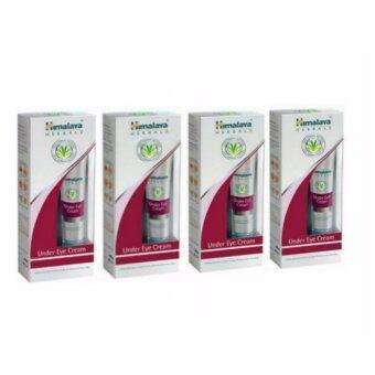 ครีมบำรุงรอบดวงตา Himalaya Herbals Under Eye Cream 15 ml. 4 กล่อง