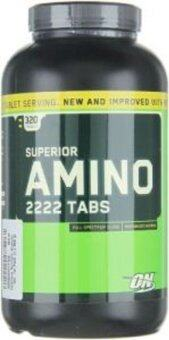 Harga OPTIMUM Amino 2222 (320 Tablets)