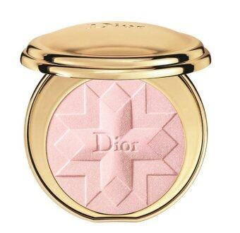 DIOR Diorific Golden Shock 002 Illuminating Pressed Powder 6g. (ขนาดปกติ)