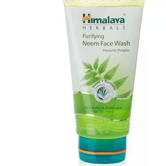 Himalaya Herbals Purifying Neem Face Wash 150ml เจลล้างหน้าฆ่าเชื้อสิว