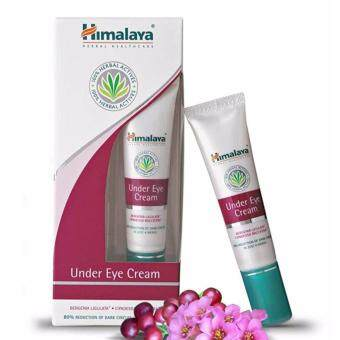 Himalaya Herbals Under Eye Cream 15ml ลดเลือนรอยหมองคล้ำ บำรุงใต้ตา (1 กล่อง)
