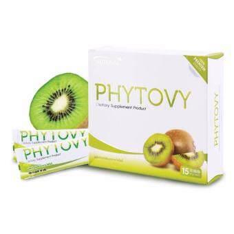 Phytovy Detox [15 ซอง] ช่วยล้างสารพิษในลำไส้