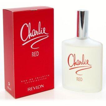 Charlie Red Cologne Spray 100ml. (พร้อมกล่อง)