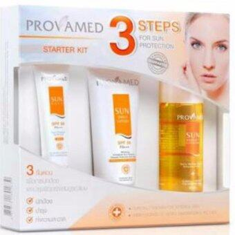Harga PROVAMED STARTER KIT 3 STEPS