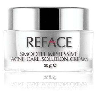 REFACE Smooth Impressive Acne Care Solution ครีมลดหลุมสิว 20g.