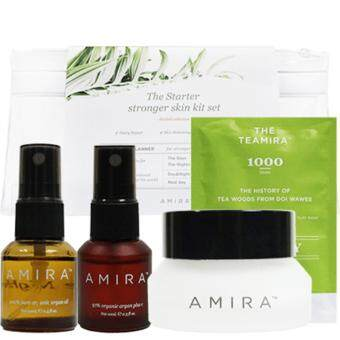 Harga AMIRA The Starter Stronger Skin Kit Set