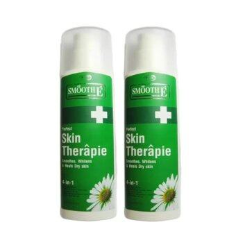 Smooth E Skin Therapie Moisturizing Lotion 100 ml (2ขวด)