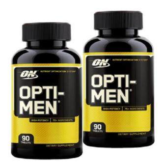 Harga Optimum nutrition Optimen 90 cap แพ็คคู่