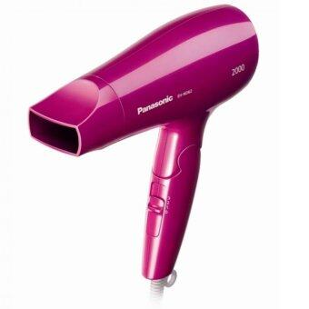 Panasonic เครื่องเป่าผมไฟฟ้า รุ่น EH-ND62 (สีชมพู)