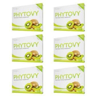 PHYTOVY ดีท็อกล้างลำไส้ ลดน้ำหนัก ไฟโตวี่ (6 กล่อง)