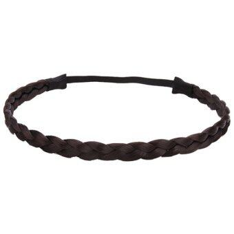 Harga LALANG Braid Synthetic Hair Band