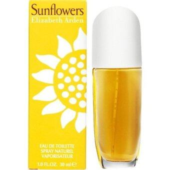 Elizabeth Arden Sunflowers EDT For Women 100 ml (พร้อมกล่อง)