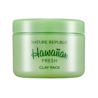 Harga Nature Republic - Hawaiian Fresh Clay Pack 95ml.