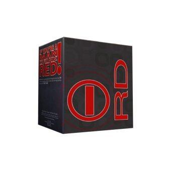 B Hip I-RED เพิ่มฮอร์โมนเพศชาย 1 กล่อง x 30 ซอง