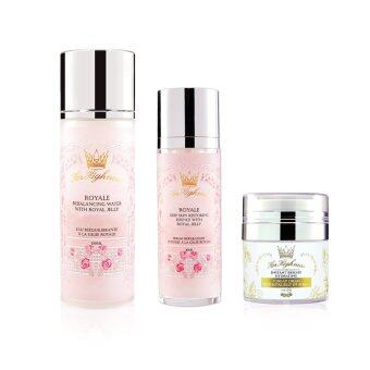 Harga Her Highness Beauty Instant Bright Hydrating Prestige Trio