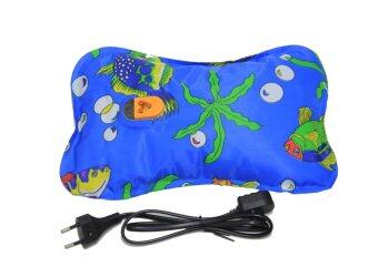KT ถุงน้ำร้อนหรือกระเป๋าน้ำร้อน (สีน้ำเงิน)