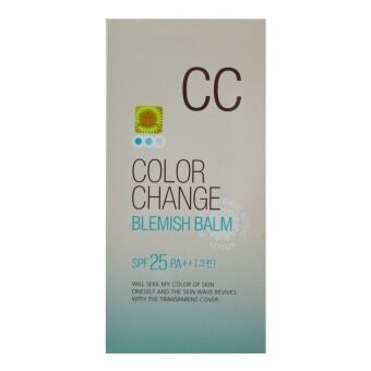 Harga Welcos Color Change CC Cream SPF25 PA++ 50 ml.