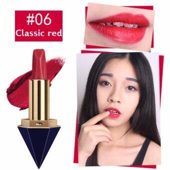 ลิปสติก คัลเลอร์ ริช แพคเกจสวย - #6 classic red