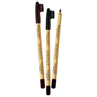 Sasha ดินสอเขียนคิ้วเพอร์เฟค (สีดำ)