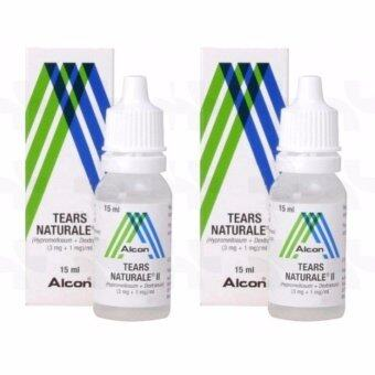 ALCON Tears Naturaleน้ำตาเทียม15ml (2กล่อง)