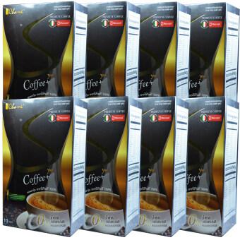 Chame' Sye Coffee Plus ชาเม่ ซายน์ กาแฟลดน้ำหนัก เกรดพรีเมี่ยม บรรจุ 10 ซอง (8 กล่อง)