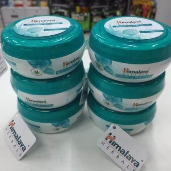 Himalaya Herbals Nourishing Skin Cream 50 ml * 6กระปุก (บำรุงผิวหน้าให้ชุ่มชื้น เติมน้ำให้ผิว รักษาอาการแพ้