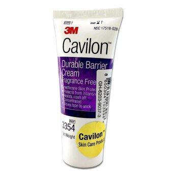 Cavilon Durable Barrier Cream 28g. คาวิลอน ดูราเบิล แบริเออร์ ครีมปกป้องผิวผู้ป่วยจากสิ่งขับถ่าย ขนาด 28 กรัม