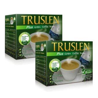 Truslen Plus Green Coffee Bean 10 Pc. แพ็คคู่