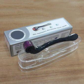 Allwin ใหม่ 540 Microneedle เข็มปากกาโรลเลอร์ผิวหนังผิวพรรณความงามกู้ไมโคร 1.0มม