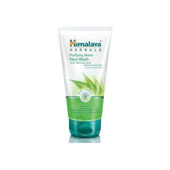 Himalaya Herbals Purifying Neem Face Wash 100ml หิมาลายา เจลล้างหน้าสูตรสำหรับผู้มีปัญหาสิวอุดตัน