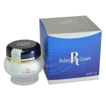 Kristine Ko-Kool Refreshing Cream คริสติน โคคูล รีเฟรชชิ่งครีม ครีมบัวหิมะ 15g. (1 กระปุก)